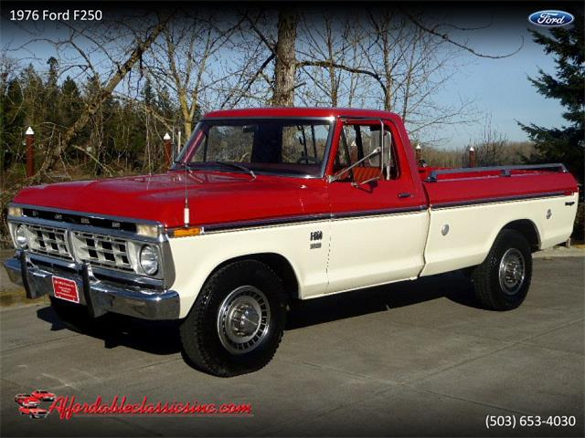 1974 To 1976 Ford F250 For Sale On Classiccars Com