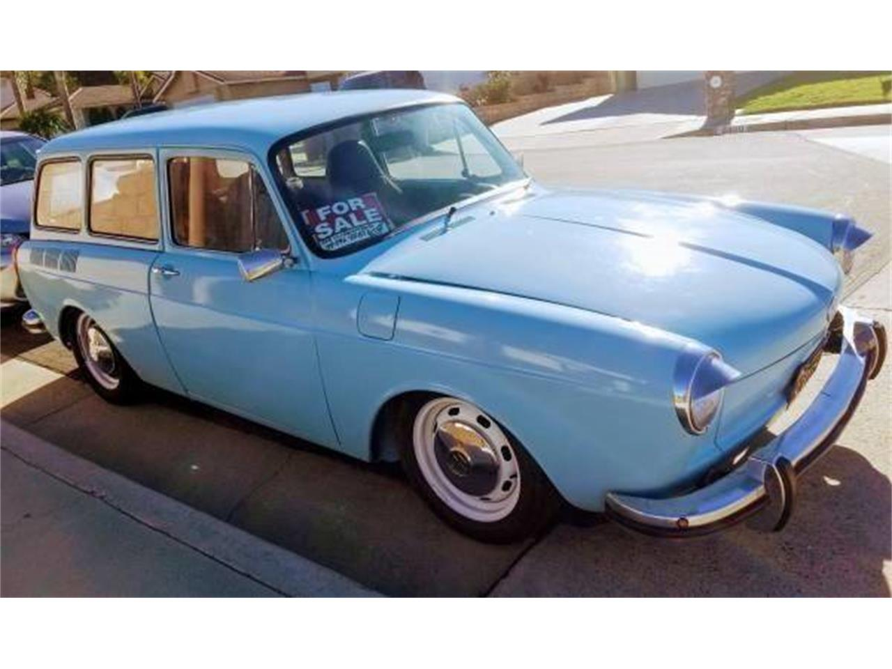 1972 Volkswagen Squareback For Sale Classiccars Com Cc