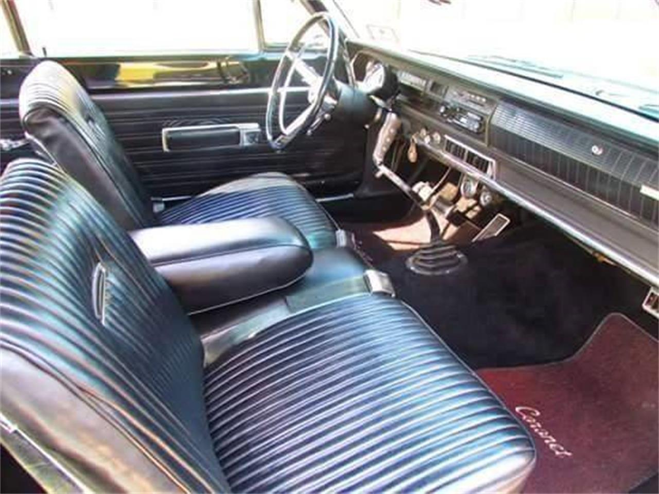 Large Picture of '67 Coronet - PP0J