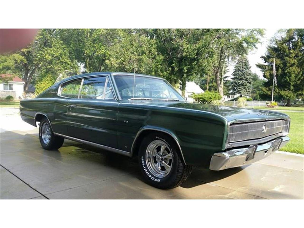 Large Picture of '66 Charger - PP0Z