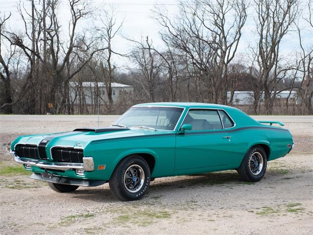Picture of '70 Mercury Cougar 428 Cobra Jet Eliminator located in Fort Lauderdale Florida Auction Vehicle - PIW4