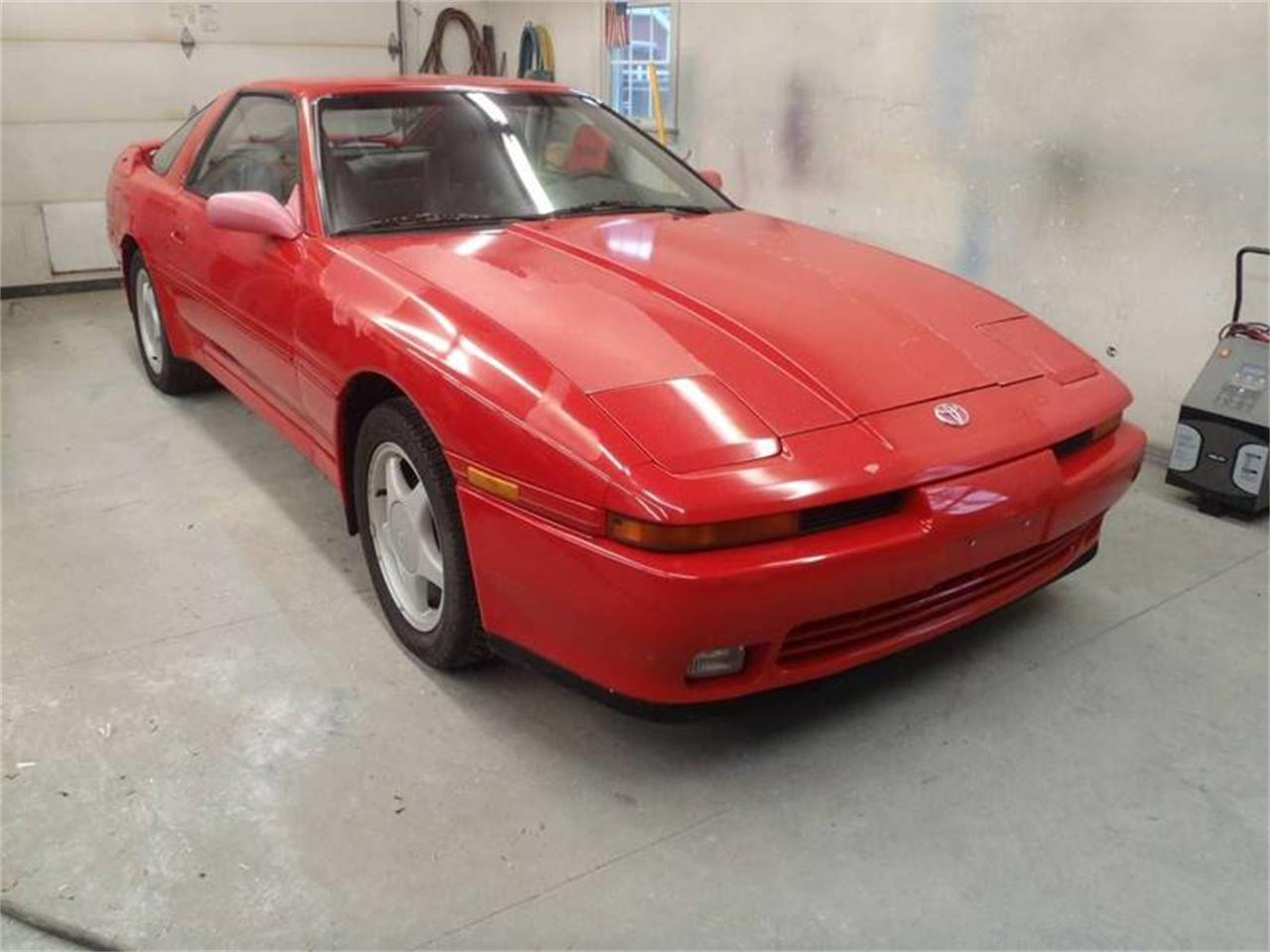 Large Picture of 1991 Toyota Supra - PP1S