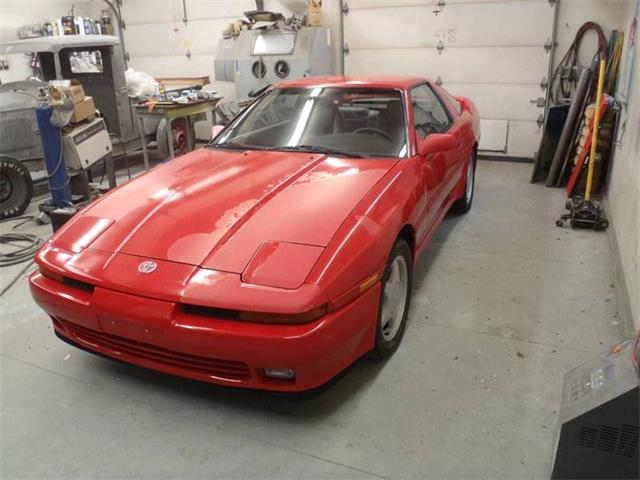 Picture of 1991 Toyota Supra located in New York - PP1S
