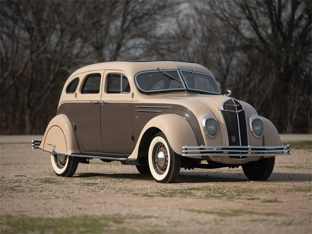 Picture of 1935 Airflow SG Four-Door Sedan Auction Vehicle Offered by  - PIWA