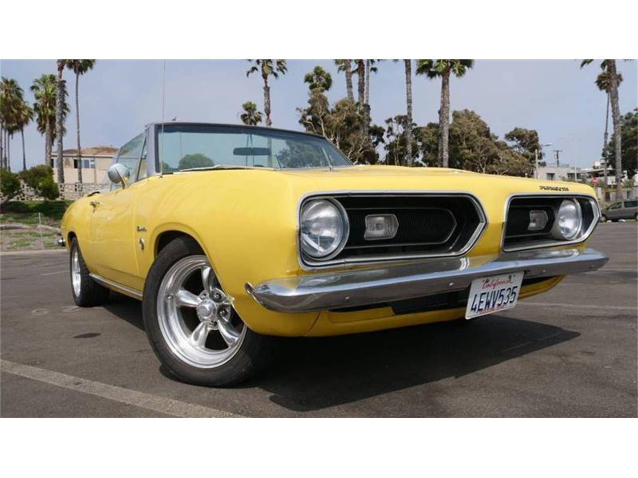 Large Picture of '68 Barracuda - PP2S