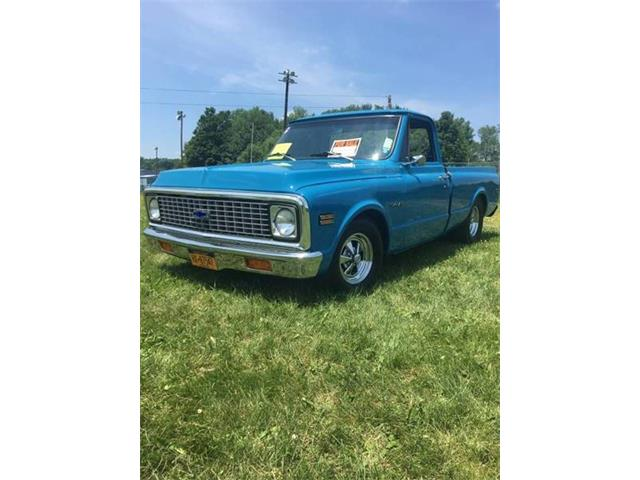 Picture of 1971 Chevrolet C/K 10 - $21,500.00 Offered by  - PP2Y