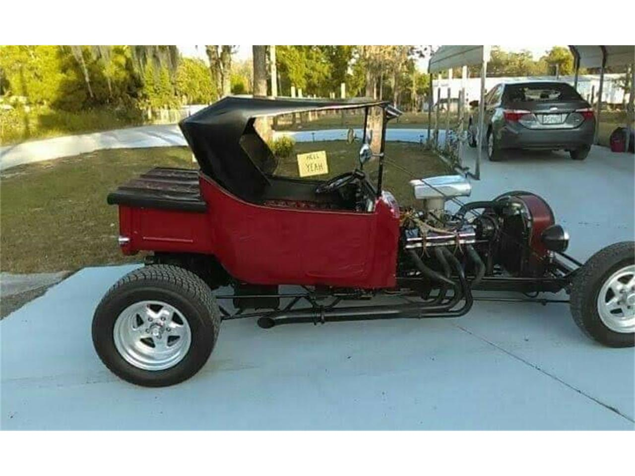 Large Picture of '23 Model T - PP30