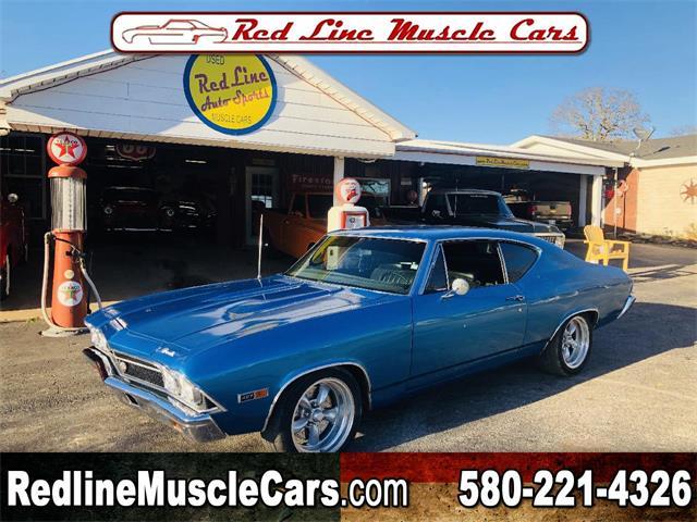 1968 Chevrolet Chevelle Malibu SS