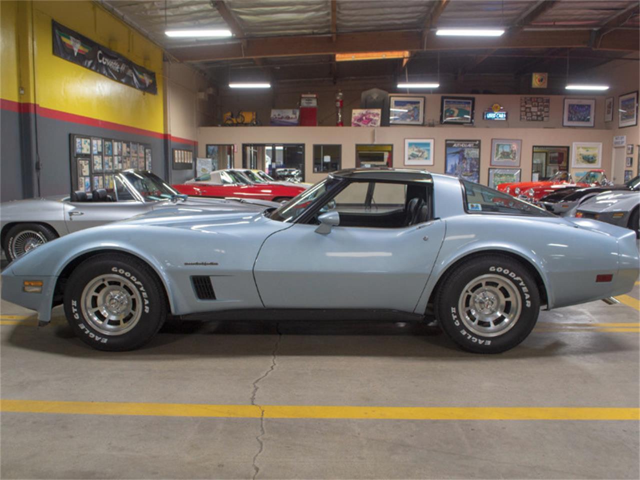 Large Picture of '82 Corvette - PP3L