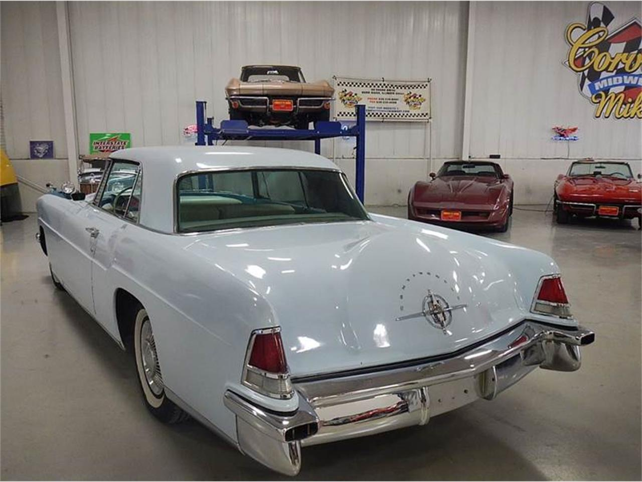 Large Picture of '56 Lincoln Continental Mark II located in Burr Ridge Illinois - $34,990.00 - PP3N