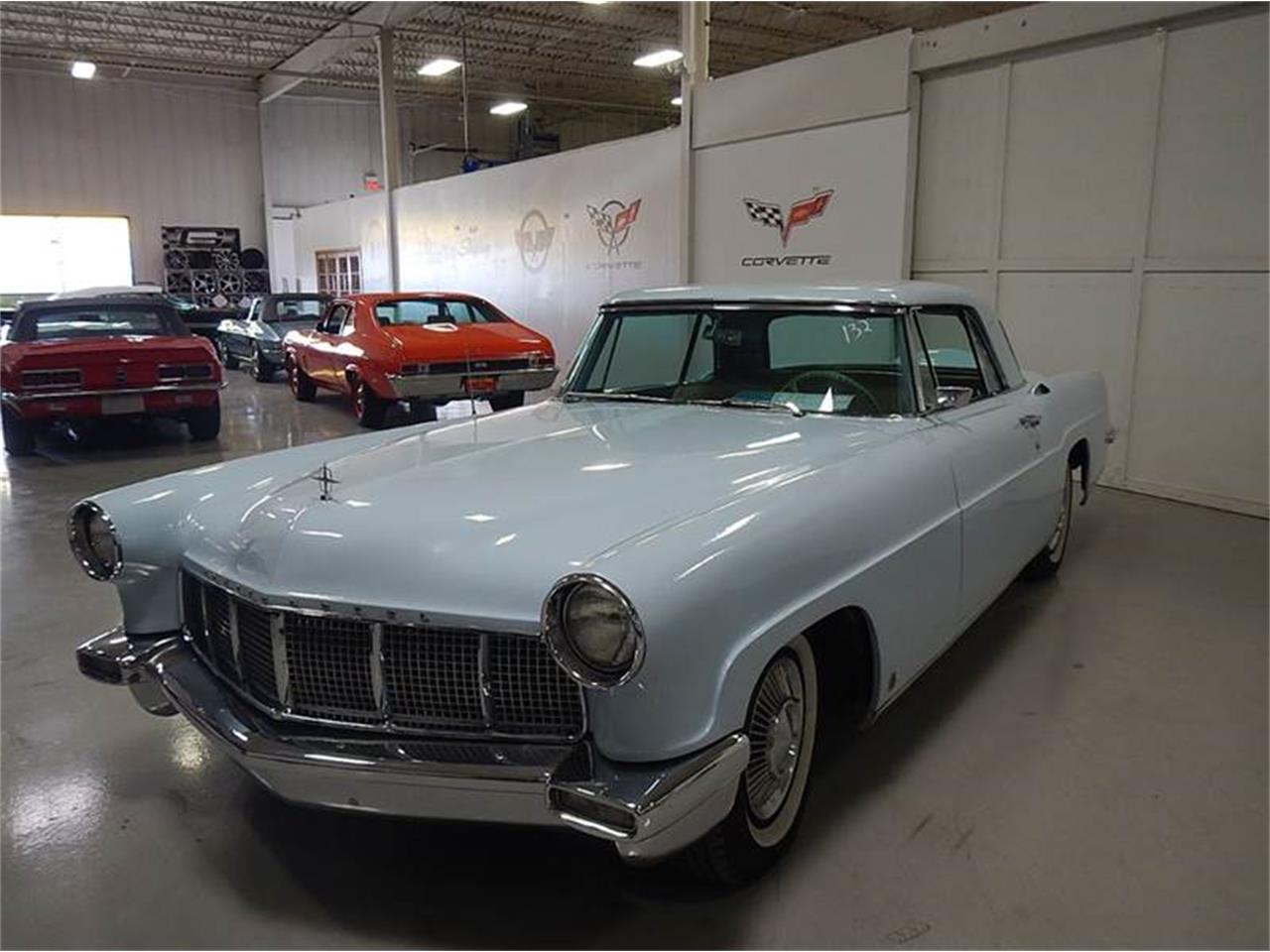 Large Picture of Classic '56 Lincoln Continental Mark II Offered by Corvette Mike Midwest - PP3N