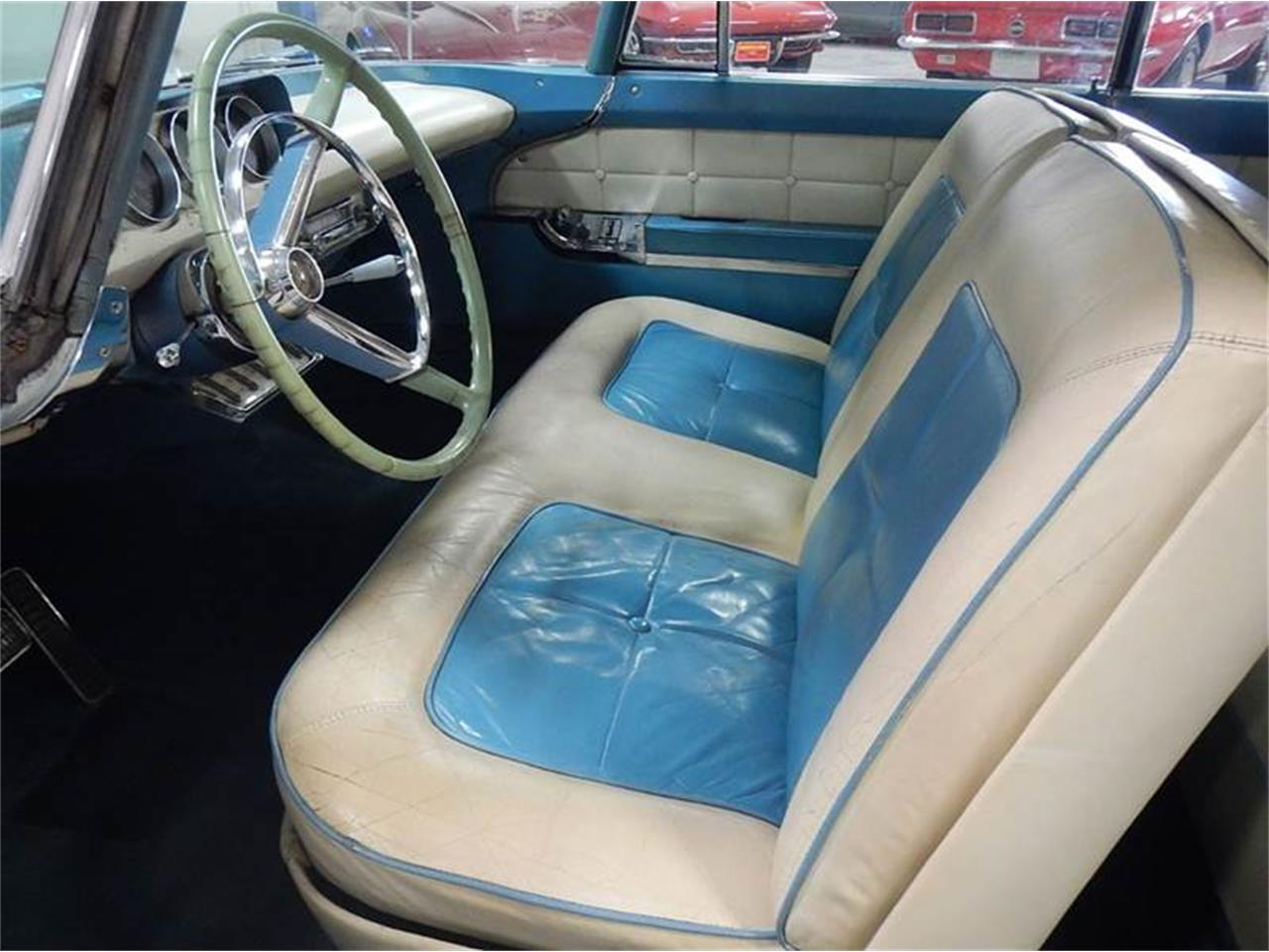 Large Picture of Classic 1956 Lincoln Continental Mark II - PP3N