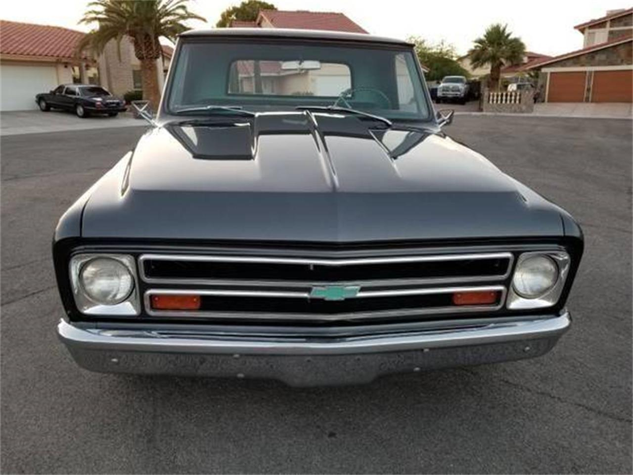 Large Picture of '67 Van - PP3T