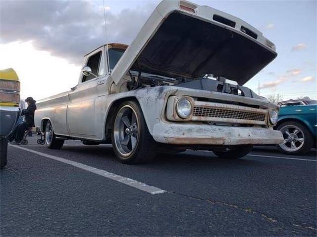 1965 Chevrolet Van