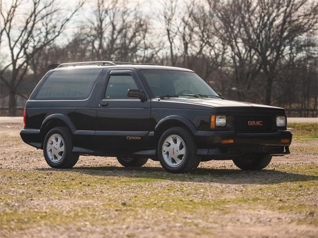 Picture of '93 GMC Typhoon located in Florida Auction Vehicle Offered by  - PIWG