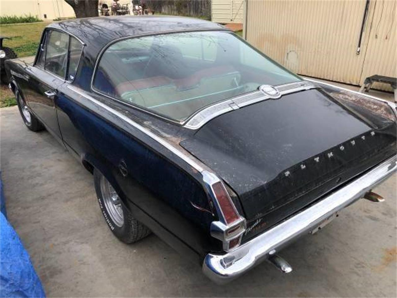 Large Picture of '66 Barracuda - PP4P
