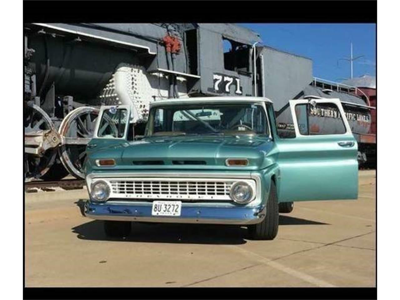 Large Picture of '63 Van - PP4R