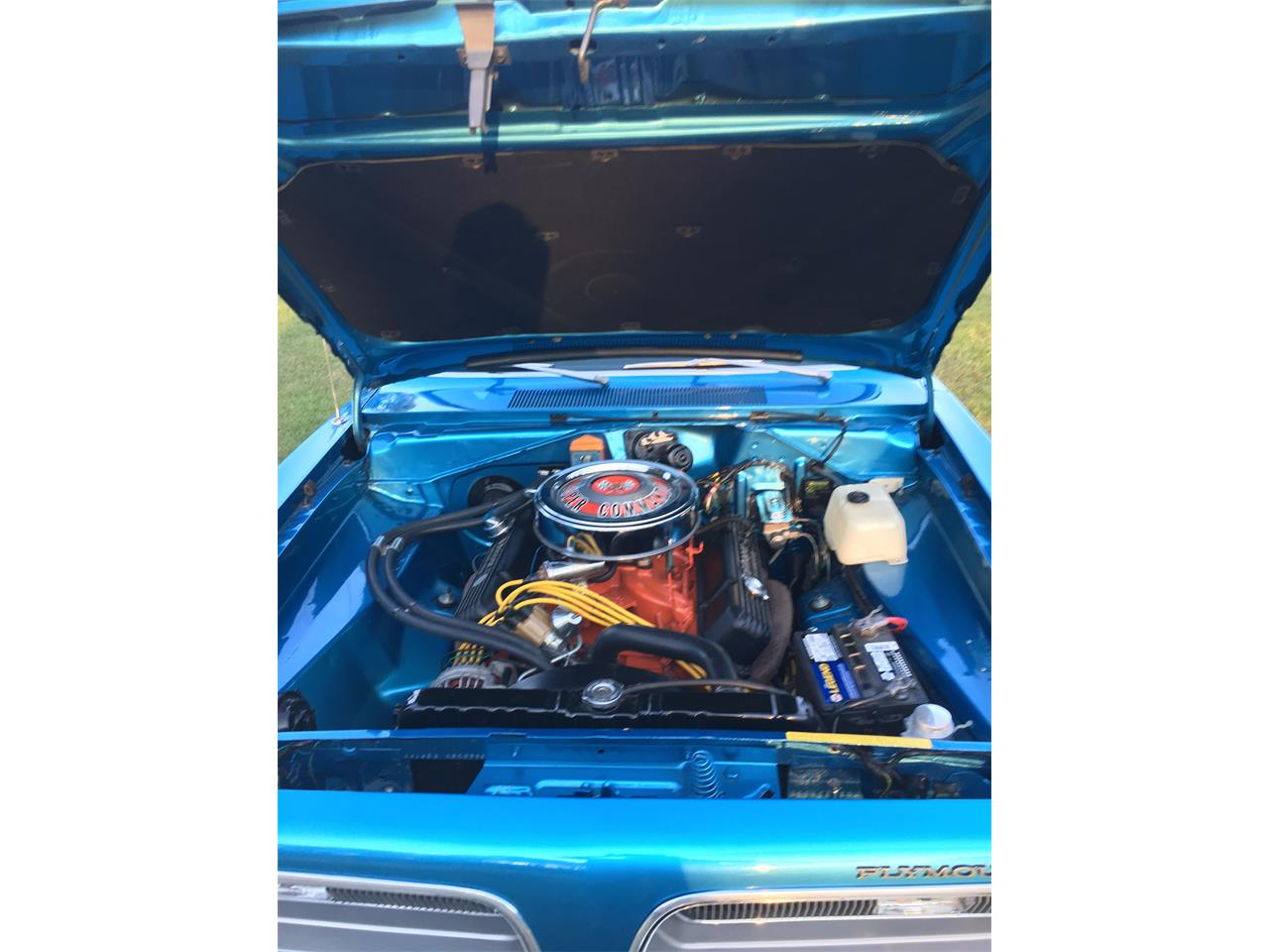 Large Picture of '68 Barracuda - PP5E