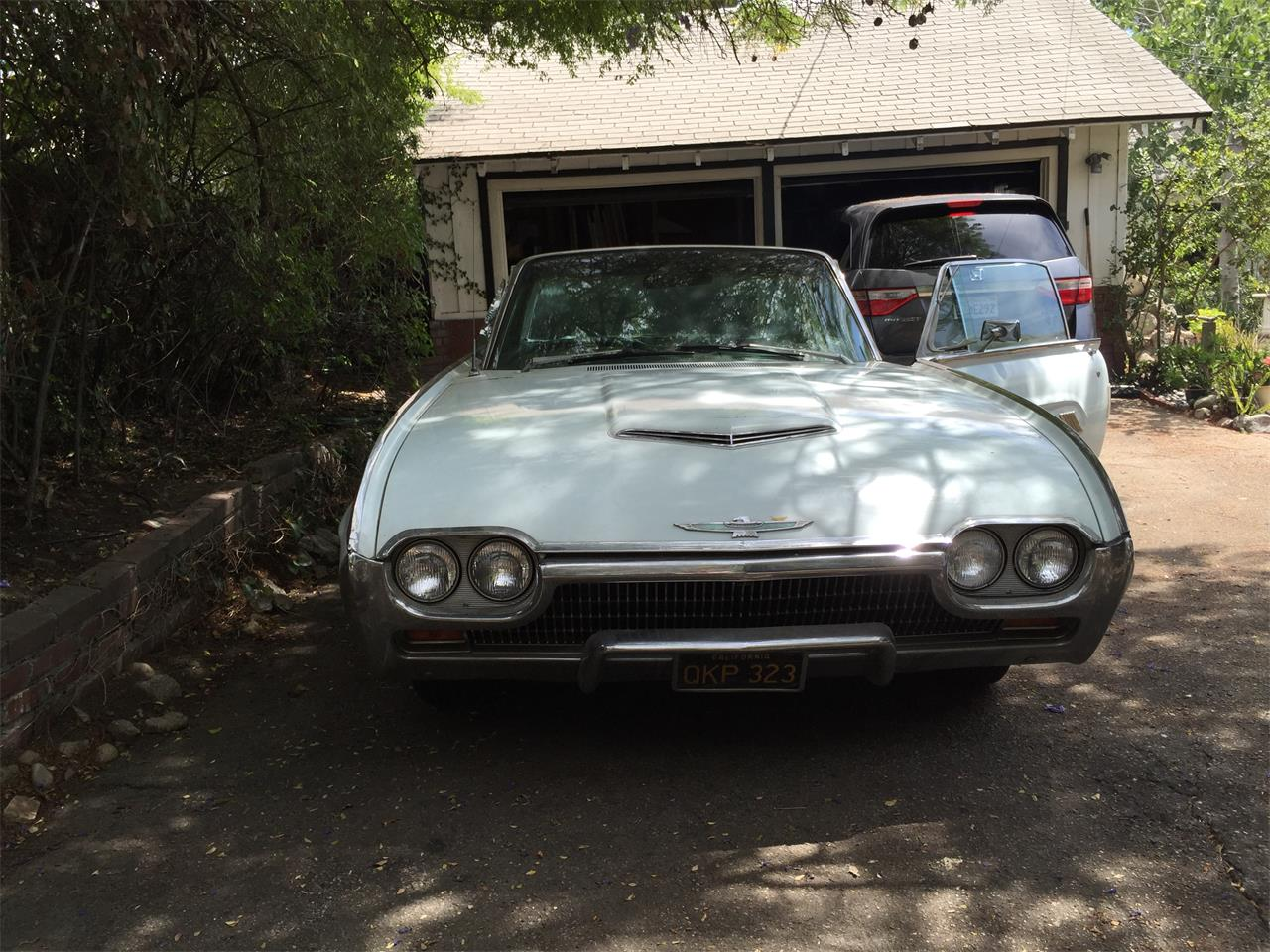 Large Picture of '63 Thunderbird - PP5J