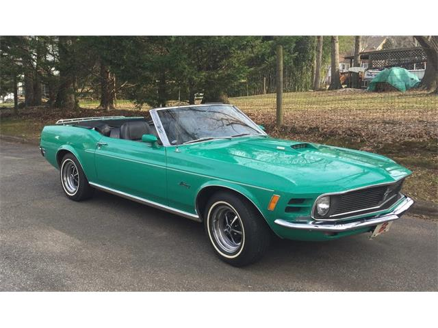 Picture of 1970 Mustang located in South Carolina - $22,500.00 - PP5O