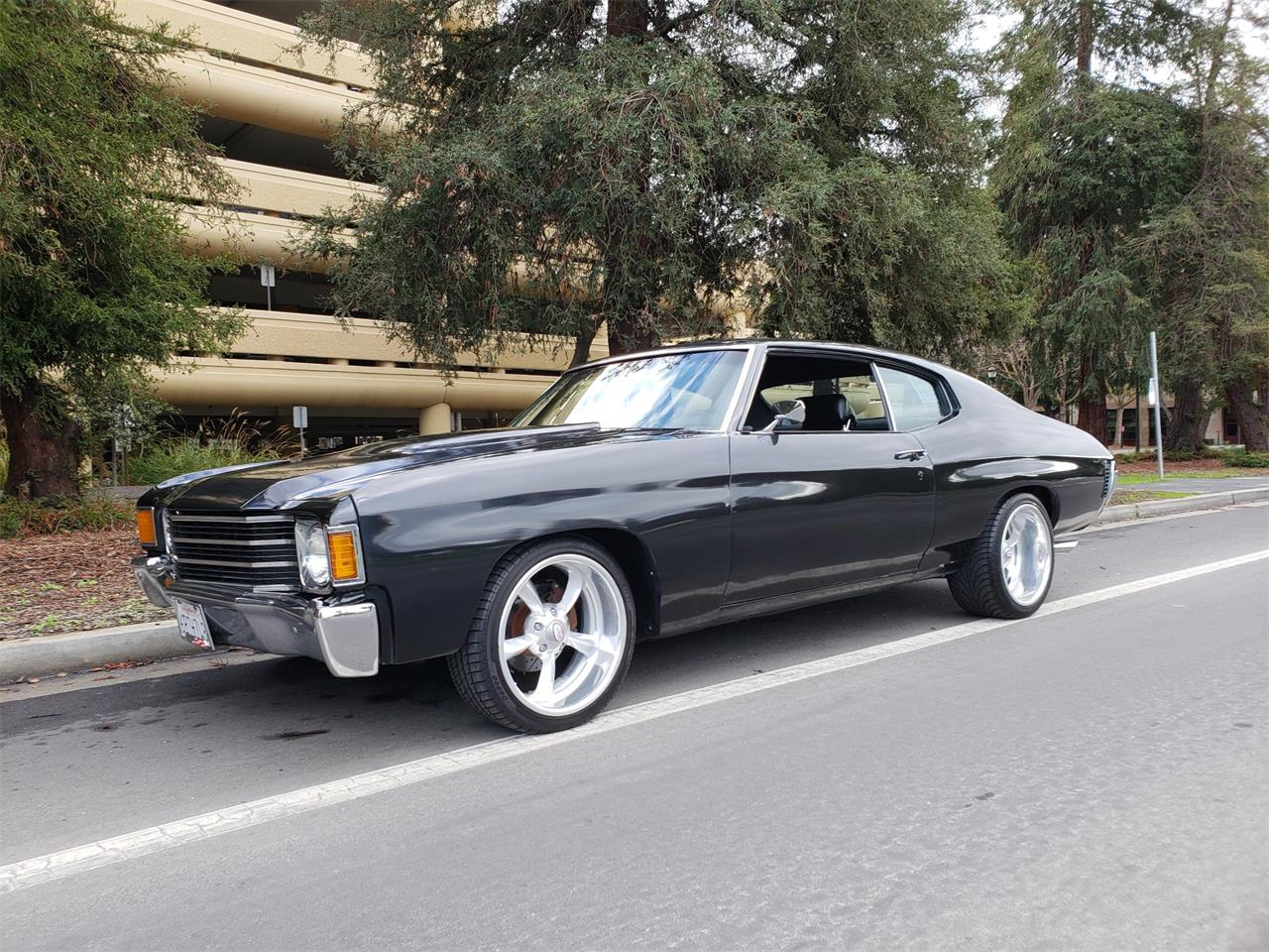 Large Picture of 1972 Chevelle Malibu - PP62