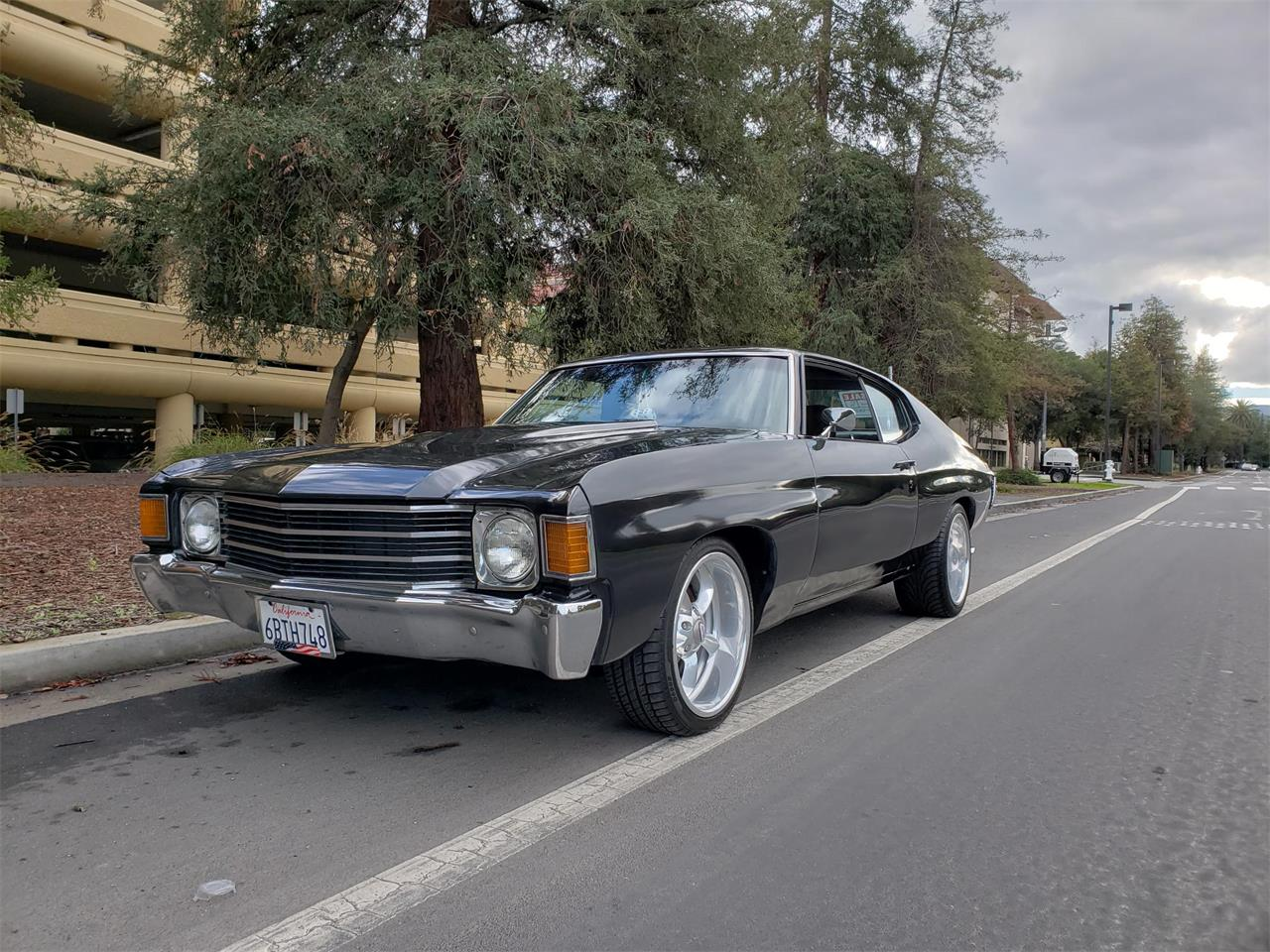 Large Picture of 1972 Chevrolet Chevelle Malibu located in California - $25,000.00 Offered by a Private Seller - PP62