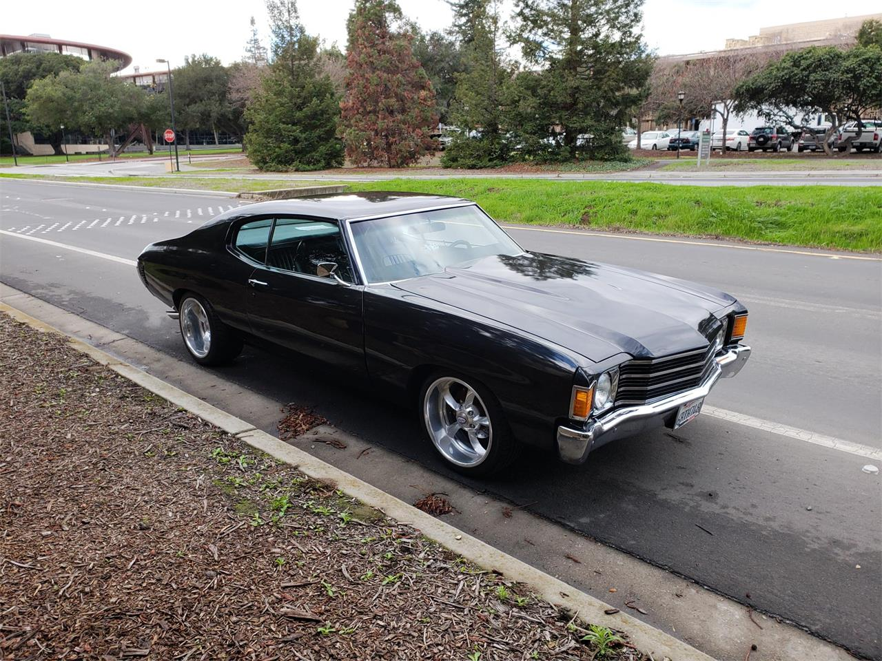 Large Picture of Classic '72 Chevelle Malibu located in Redwood City California - $25,000.00 Offered by a Private Seller - PP62