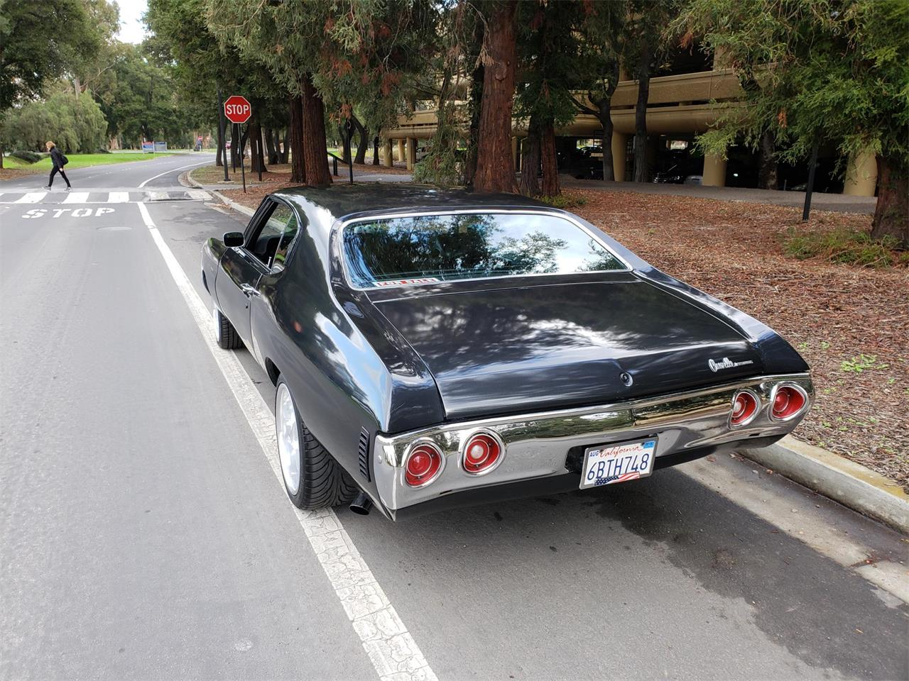 Large Picture of '72 Chevrolet Chevelle Malibu located in Redwood City California Offered by a Private Seller - PP62