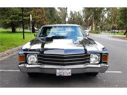 Picture of Classic 1972 Chevrolet Chevelle Malibu located in Redwood City California - $25,000.00 - PP62