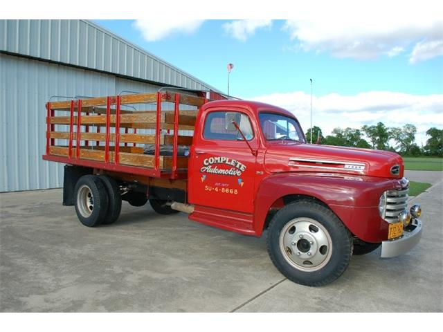 Picture of '50 Flatbed Truck - PP66