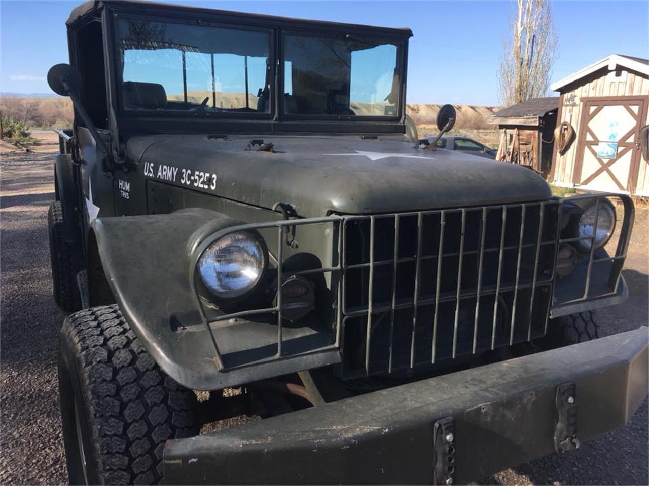 1952 Dodge M37 for Sale   ClassicCars com   CC-1199023