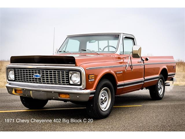 Picture of '71 Cheyenne - PP69