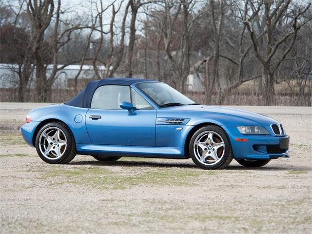 Picture of '00 BMW M Roadster Offered by  - PIWN