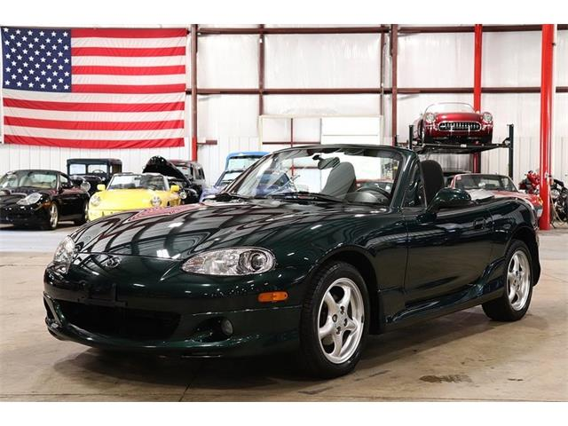 Picture of 2002 Mazda Miata located in Michigan Offered by  - PP6M