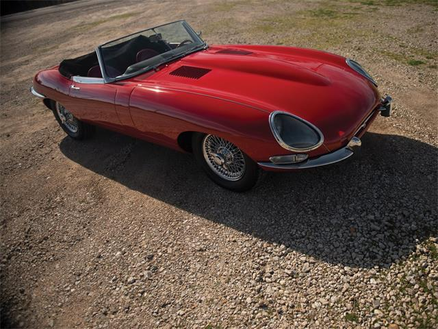 Picture of 1964 Jaguar E-Type Series 1 38-Litre Roadster - PIWP
