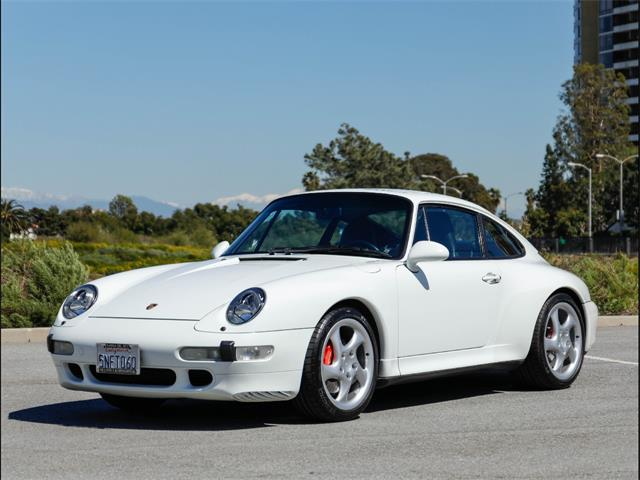 Picture of '97 911 Carrera 4S - PP6Z