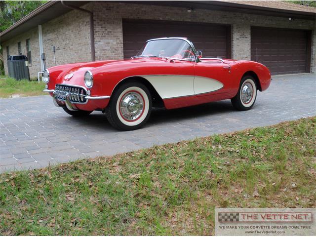 Picture of '56 Corvette - PP70