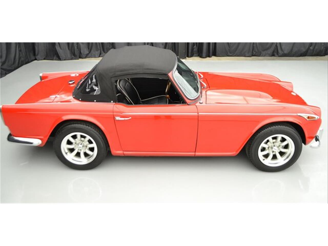 Large Picture of Classic '66 TR4 Offered by Paramount Classic Car Store - PP7L
