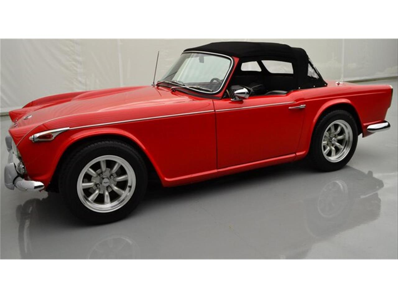 Large Picture of 1966 Triumph TR4 - $29,995.00 Offered by Paramount Classic Car Store - PP7L