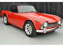 Picture of '66 Triumph TR4 - $29,995.00 Offered by Paramount Classic Car Store - PP7L