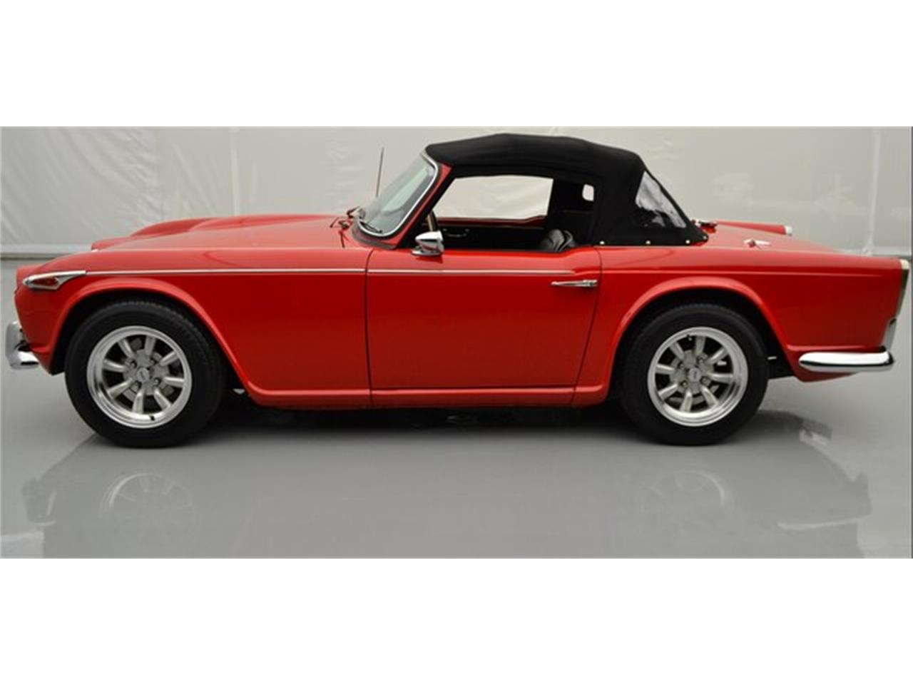 Large Picture of Classic '66 Triumph TR4 located in North Carolina - PP7L