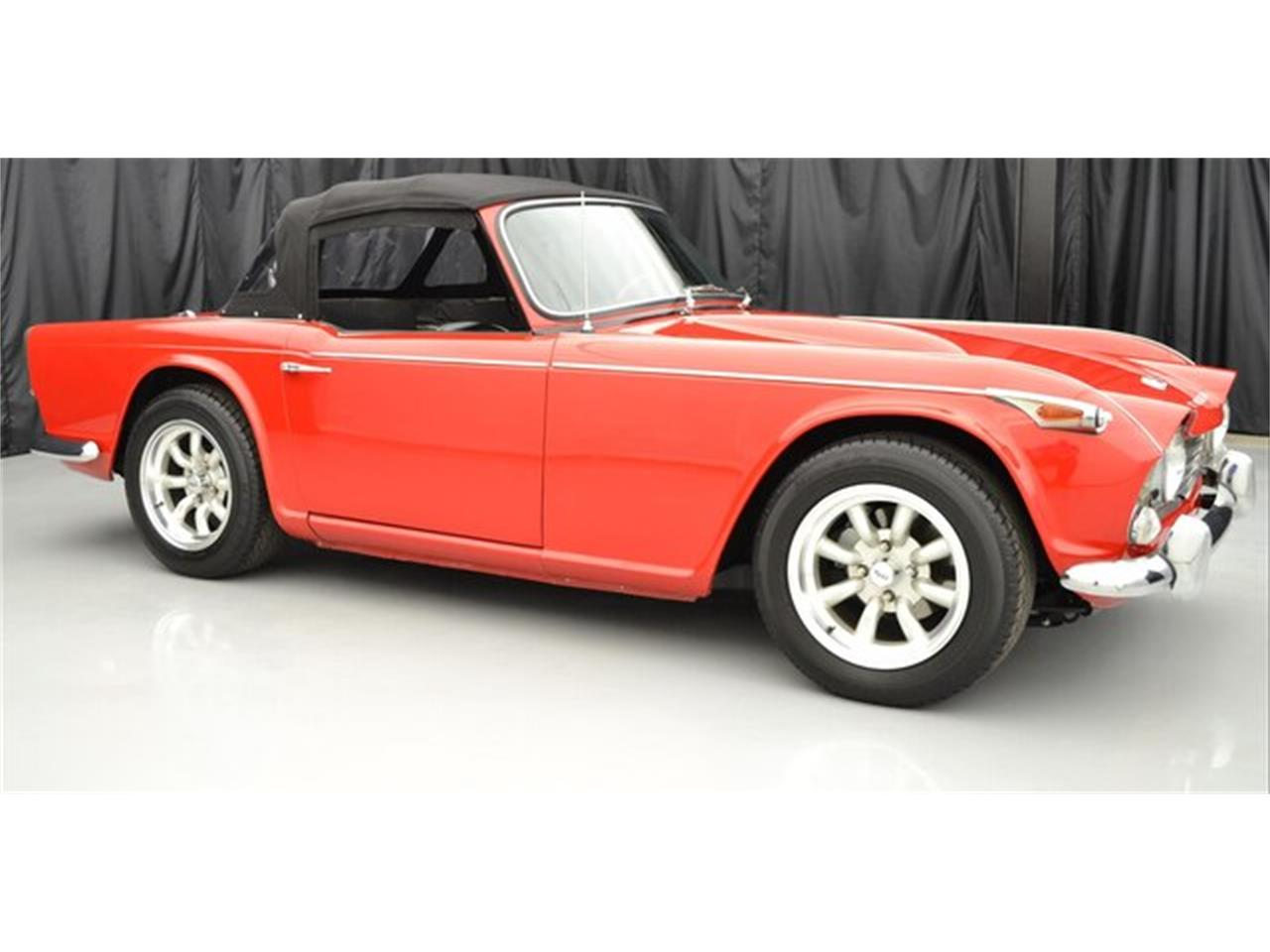 Large Picture of 1966 Triumph TR4 Offered by Paramount Classic Car Store - PP7L