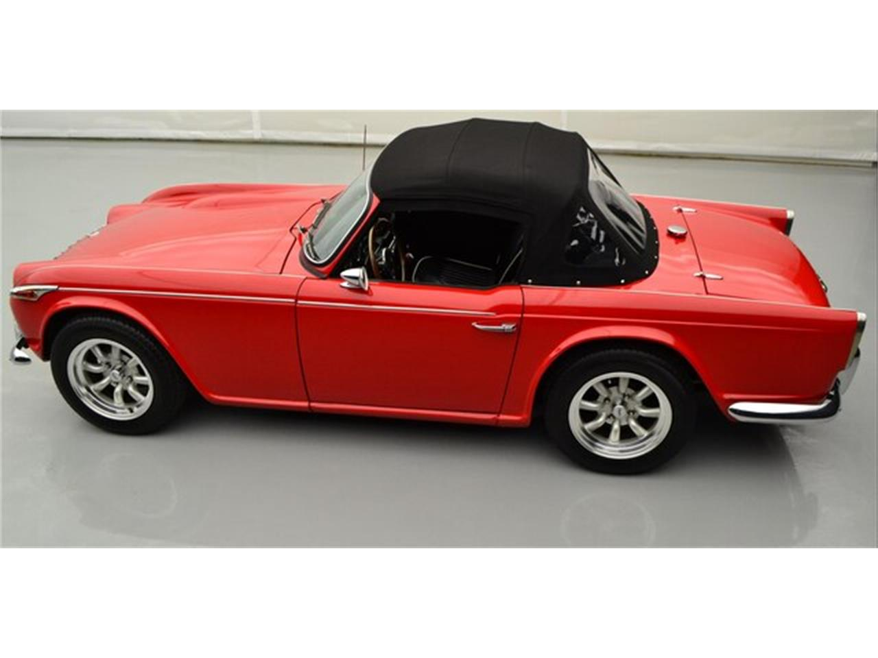 Large Picture of Classic '66 TR4 located in North Carolina - $29,995.00 - PP7L