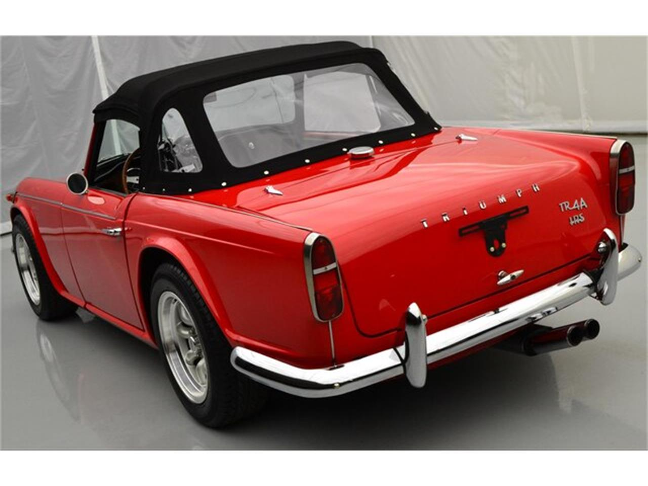 Large Picture of Classic '66 TR4 located in Hickory North Carolina - $29,995.00 - PP7L