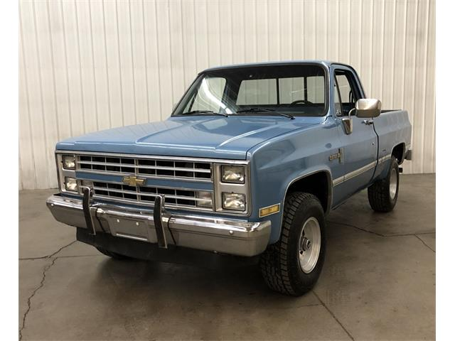 Picture of 1987 Chevrolet K-10 located in Minnesota - $15,950.00 Offered by  - PP7X