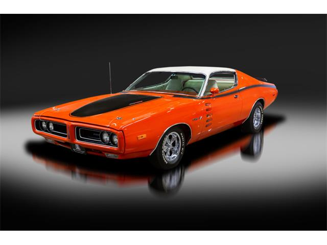 Picture of '72 Charger - PP8J