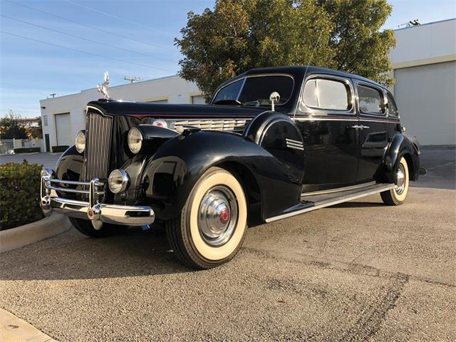 Picture of 1940 Packard Super 8 One-Eighty Touring Sedan - PIWW