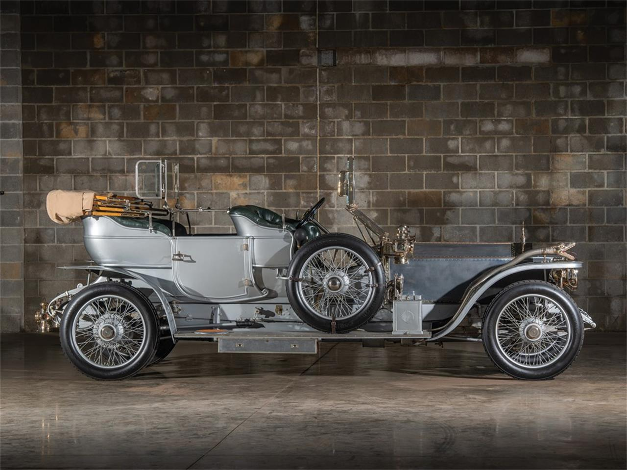 Large Picture of '09 Silver Ghost - PP93