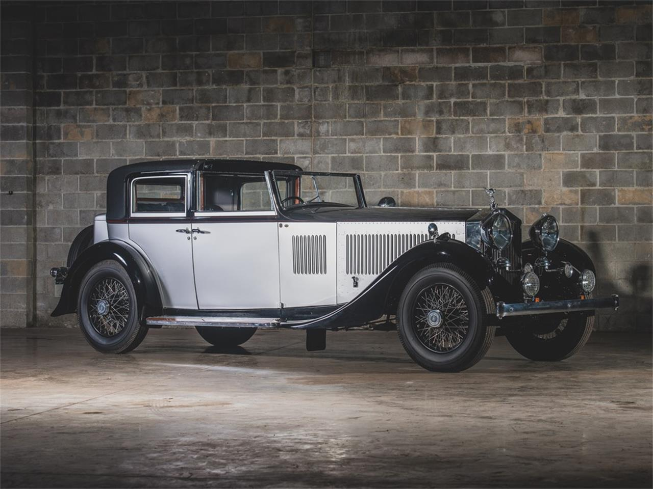 Large Picture of 1931 Rolls-Royce Phantom II Auction Vehicle Offered by RM Sotheby's - PP9P