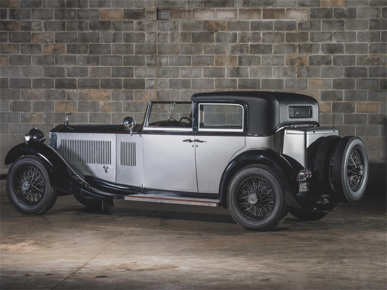 Large Picture of Classic '31 Phantom II Auction Vehicle Offered by RM Sotheby's - PP9P